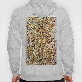 "William Morris ""Quince Tree"" Hoody"