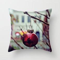 Street ornament Throw Pillow