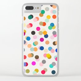 stories 1 Clear iPhone Case