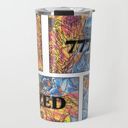 DAZED COMIC LIFE Travel Mug
