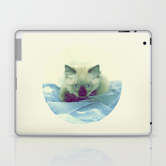 C AT Laptop & iPad Skin