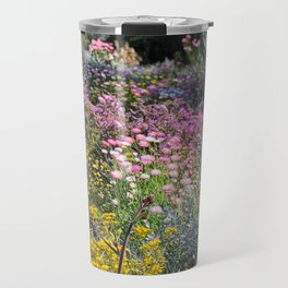 Wildflowers by Day Travel Mug