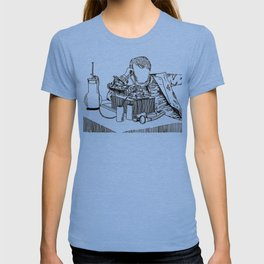 The Wizard of Menlo Park T-shirt