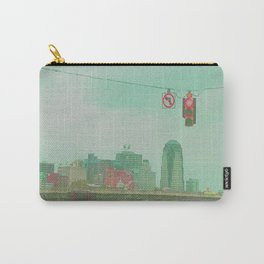 no left turn Carry-All Pouch