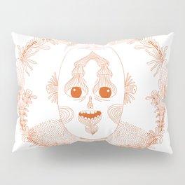 The Circle of Self Portrait Pillow Sham
