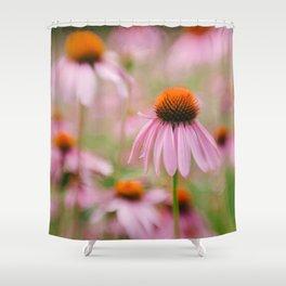 Wisp of a Petal Shower Curtain