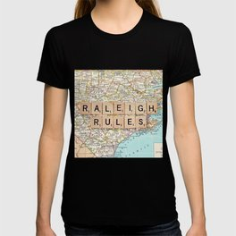 Raleigh Rules T-shirt