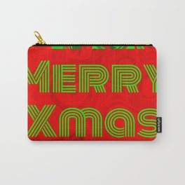 Merry Xmas 6 Carry-All Pouch