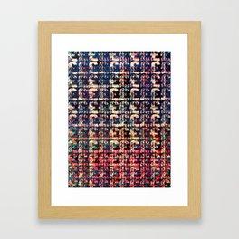 Lb. Framed Art Print