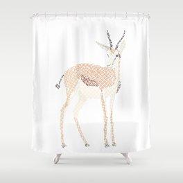 Springbok Shower Curtain