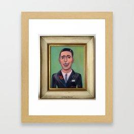 Carlitos by Diego Manuel Framed Art Print