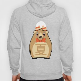 Natsu - Season bear Summer Hoody