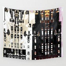 Radiator Building Wall Tapestry