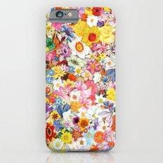 Flowers.2 iPhone 6 Slim Case