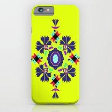 nine flowers 1 Slim Case iPhone 6s