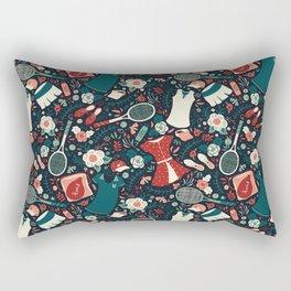 Tennis Style Rectangular Pillow