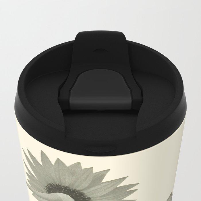 Flower Girls Metal Travel Mug