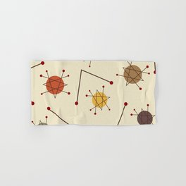Atomic Era Autumn Hand & Bath Towel
