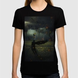 Hero of the Storm by GEN Z T-shirt