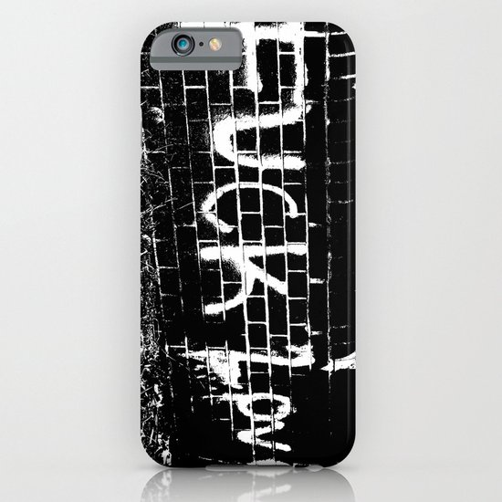 fuck love iPhone & iPod Case