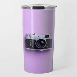 Multiple vintage cameras Travel Mug