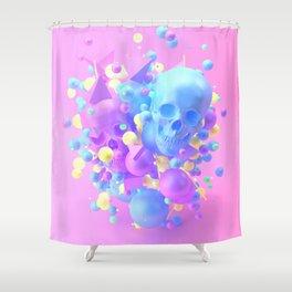 Side B Shower Curtain