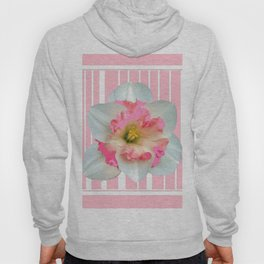 PINK ECTACY FLORAL PATTERNS Hoody