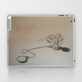 Time heals all wounds Laptop & iPad Skin