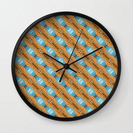 FREE THE ANIMAL - GIRAFA Wall Clock