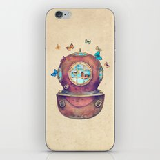 Inner Space iPhone & iPod Skin