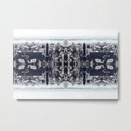 YNNY Metal Print