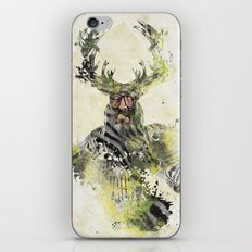 I'm The Source iPhone & iPod Skin