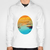 swim Hoodies featuring Swim by Rick Staggs