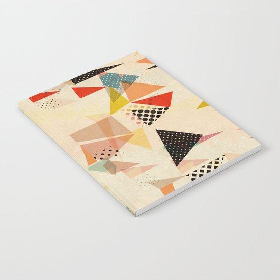 between shapes Notebook