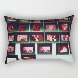 circa 1960 Rectangular Pillow