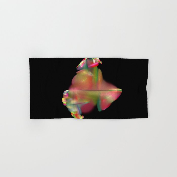 Spaceflower (A7 B0189) Hand & Bath Towel