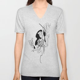 Major Arcana I The Magician Unisex V-Neck