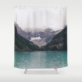 Lake Louise Shower Curtain