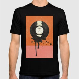 VINTAGE VINYL DRIP T-shirt