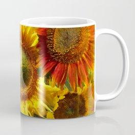 Echoes Of Sunflowers Coffee Mug