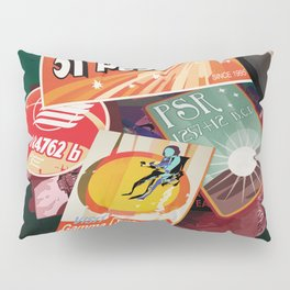 First Exoplanet Pillow Sham