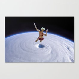 I have some regrets Canvas Print