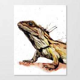 Tautara Canvas Print