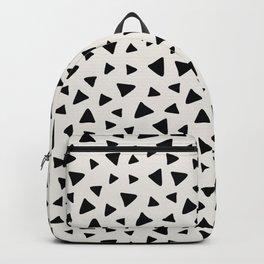 Geometric Dot Backpack