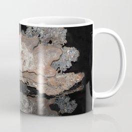 """Reflections"" - Metal Sculpture - Fish Coffee Mug"