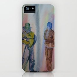 Twins of an other Dimenssion iPhone Case