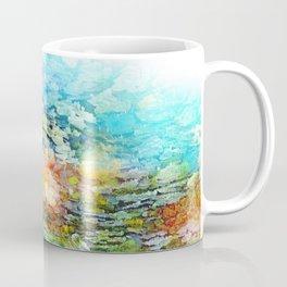 sunlight on the sea Coffee Mug