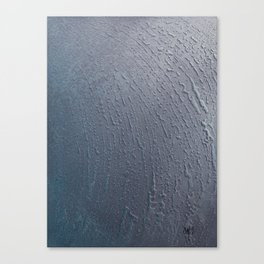 ''Water on Windshield''  Canvas Print
