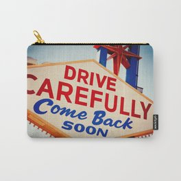 Come Back Soon Carry-All Pouch