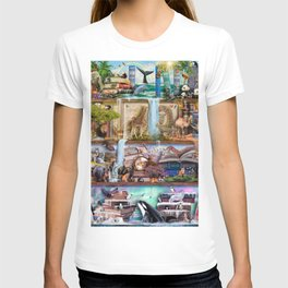 The Amazing Animal Kingdom T-shirt
